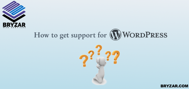 WordPress Support: How do I get it?