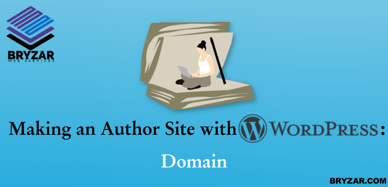 Making an Author Site with WordPress – Domain
