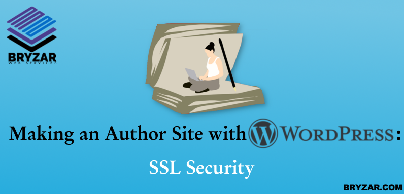 Making an Author site with WordPress – SSL Security