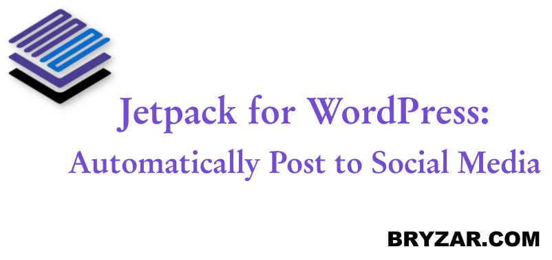 JetPack: Automatic Posting to Social Media with Publicize